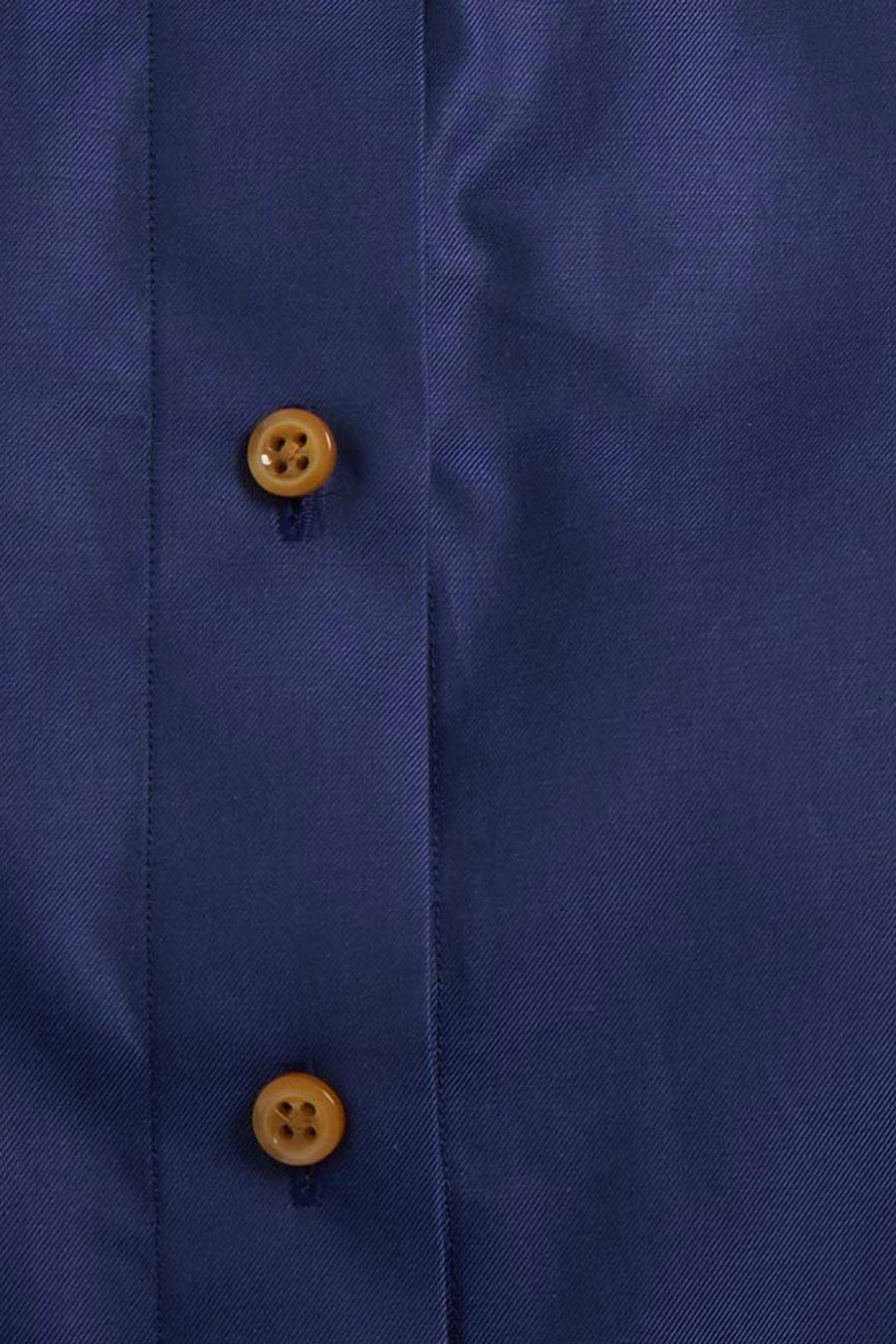 Anthracite Blue Dame Skjorte 4