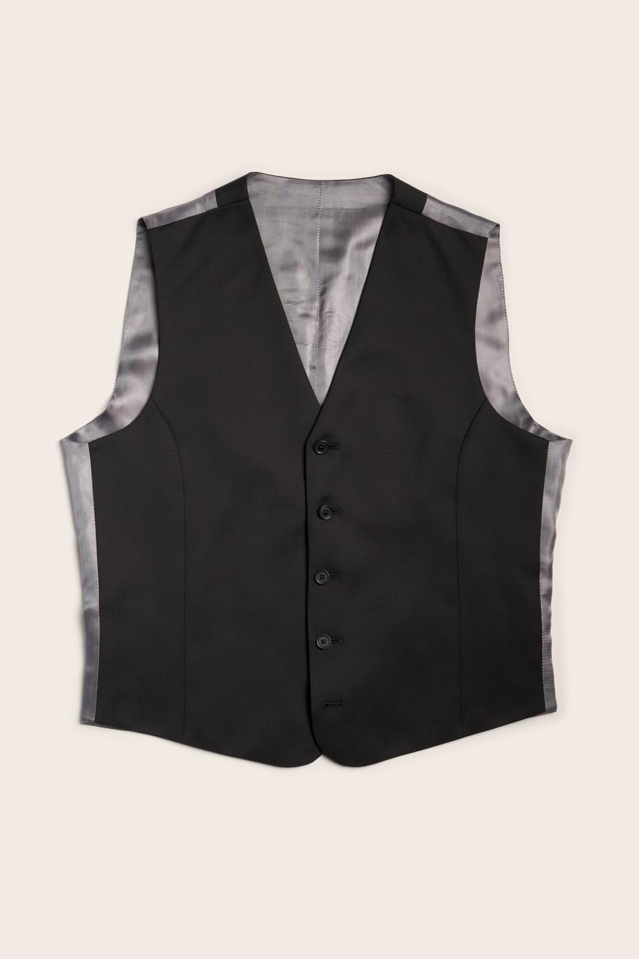 Black Universal Herre Vest 2