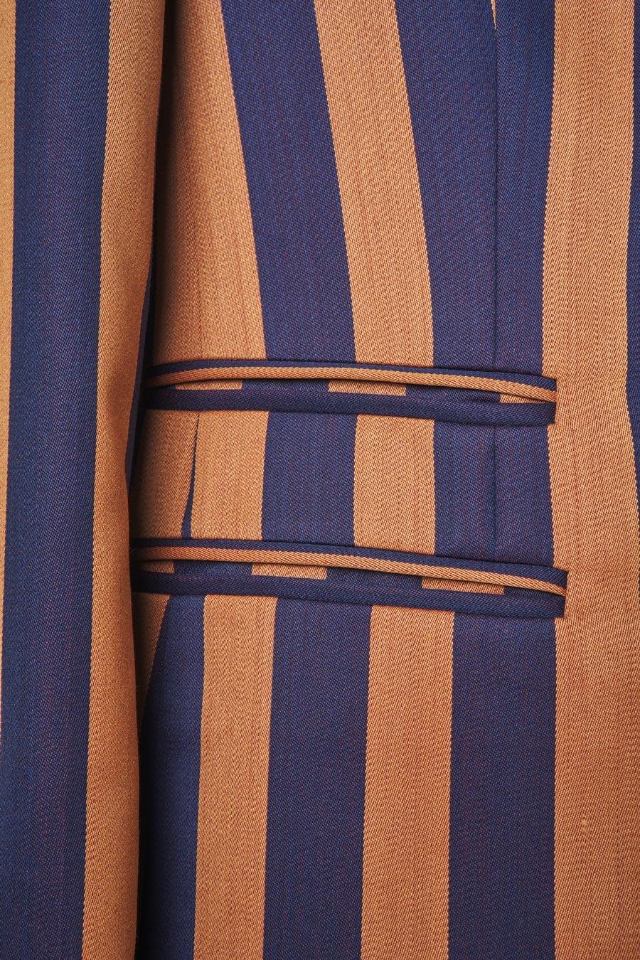 Blazing Stripes Dame Jakke 4